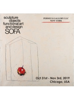 oct 31 - 3 nov, SOFA 2019, Chicago, USA